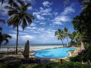 Nyali Beach im Voyager Beach Resort