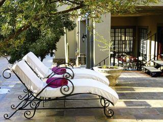 Windhoek im Olive Grove Gästehaus