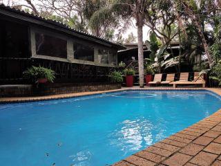 St Lucia im Umlilo Lodge