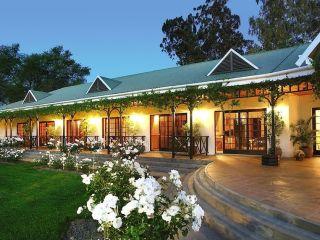 Oudtshoorn im Hlangana Lodge