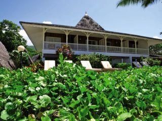 Anse Reunion im La Digue Island Lodge