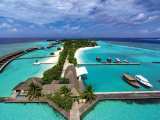 Urlaub Furan-nafushi im Sheraton Maldives Full Moon Resort & Spa