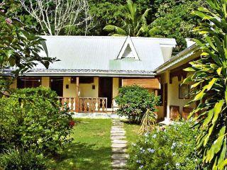 Insel La Digue im Bernique Guesthouse