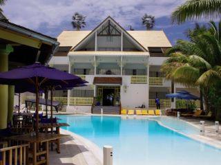 Saint-Gilles-les-Bains im Hotel Le Nautile