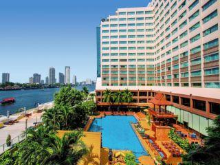 Urlaub Bangkok im Ramada Plaza by Wyndham Bangkok Menam Riverside
