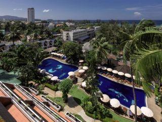 Karon Beach im Best Western Phuket Ocean Resort