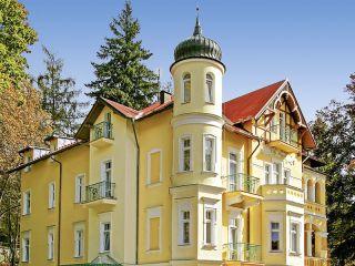 Mariánské Lázne im Villa Regent