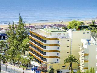 Playa del Inglés im Sahara Playa Hotel & Appartments