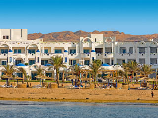Urlaub Safaga im Hotel Coral Sun Beach