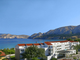 Urlaub Krk im Valamar Zvonimir Hotel
