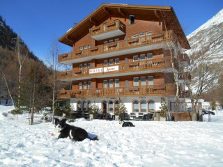 Urlaub Saas-Almagell im Hotel Sport