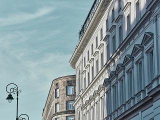 Warschau im Raffles Europejski Warschau