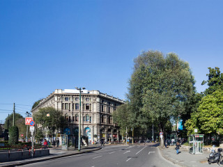 Mailand im UNAHOTELS Cusani Milano