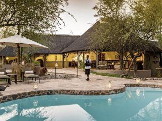 Etosha Nationalpark im Etosha Aoba Lodge