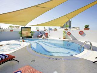 Dubai im Savoy Suites Hotel Apartments