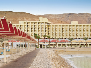 Neve Zohar im Herods Dead Sea