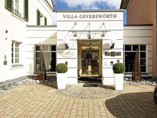 Bamberg im Hotel Villa Geyerswörth