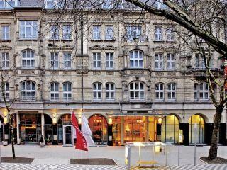 Urlaub Düsseldorf im InterCityHotel Düsseldorf