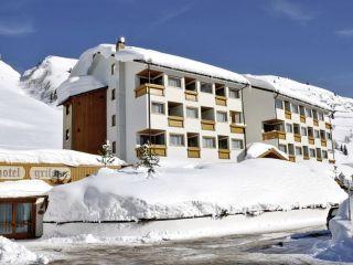 Arabba im Hotel Grifone