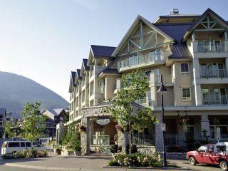 Urlaub Whistler im Summit Lodge Boutique Hotel