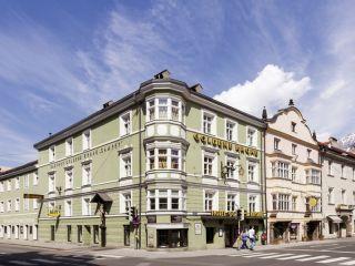 Urlaub Innsbruck im Goldene Krone