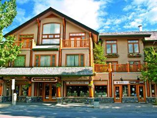 Banff im Brewster's Mountain Lodge