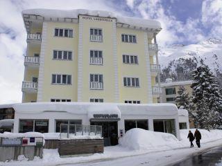 St. Moritz im Laudinella