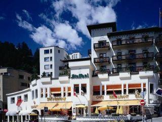 St. Moritz im Hotel Steffani