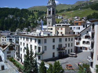 St. Moritz im Eden