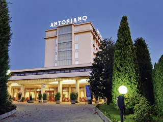 Urlaub Montegrotto Terme im Hotel Terme Antoniano