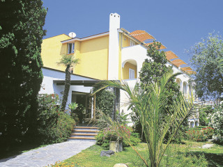 Ischia im Hotel San Giovanni Terme