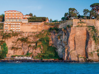 Urlaub Sorrent im Grand Hotel Ambasciatori