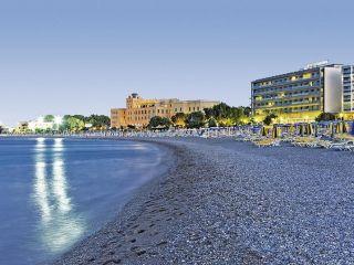 Rhodos-Stadt im Mediterranean