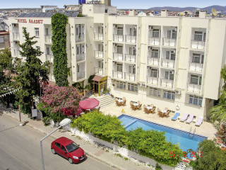 Urlaub Didim im Hotel Saadet