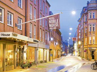 Malmö im Best Western Plus Hotel Noble House