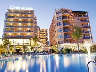 Urlaub Torremolinos im Hotel MS Amaragua