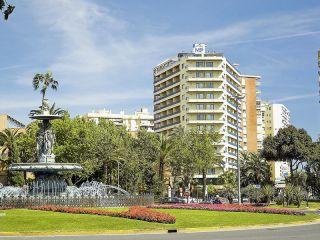 Málaga im Hotel MS Maestranza
