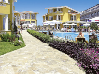 Urlaub Sosopol im Blue Orange Beach Resort