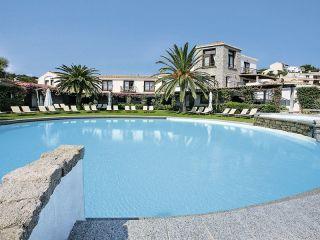 Urlaub Porto Rotondo im Hotel Palumbalza