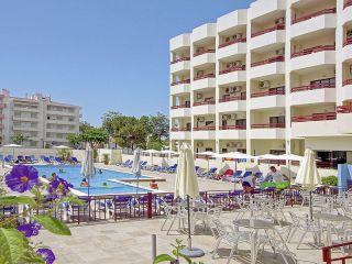 Urlaub Monte Gordo im Hotel Alba