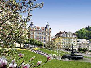 Mariánské Lázne im Health Spa Hotel Hvezda