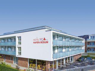 Urlaub Büsum im Hotel Hafen Büsum