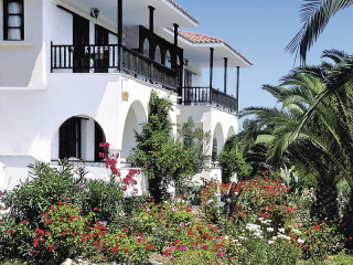 Urlaub Paliouri im Chrousso Village Hotel