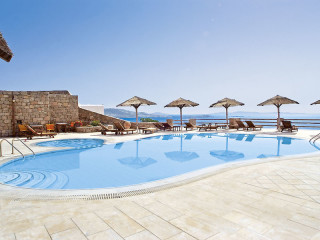 Urlaub Mykonos-Stadt im Gorgona Hotel