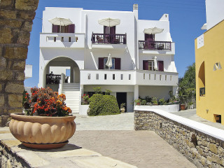 Urlaub Agios Prokopios im Pyrgos Beach