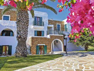Naxos Stadt im Galaxy