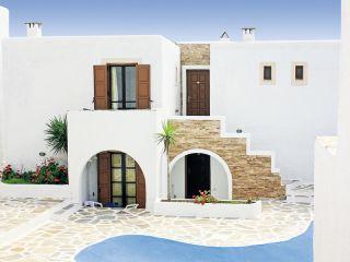Naxos Stadt im Naxos Holidays Hotel
