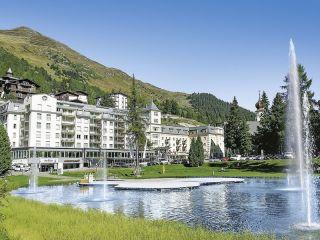 Davos Platz im Seehof Davos