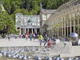 Mariánské Lázne im Orea Spa Hotel Bohemia
