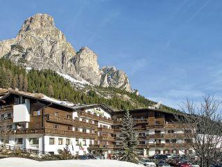 Urlaub Corvara in Badia im Hotel Miramonti